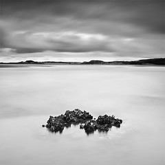 Oysters Rock II (DavidFrutos) Tags: longexposure bw costa seascape beach water monochrome rock clouds square landscape monocromo coast interestingness agua rocks dunes playa paisaje bn explore filter le lee nubes nd filters drama canondslr frontpage roca rocas cantabria 1x1 filtro filtros liencres gnd neutraldensity explorefrontpage canon1740mm flickraward densidadneutra explorefp platinumheartaward riopas interesantsimo davidfrutos spiritofphotography 5dmarkii niksilverefexpro bigstopper redmatrix magicunicornverybest flickraward5 mygearandme mygearandmepremium mygearandmebronze mygearandmesilver singhraygalenrowellnd3ss portadadelexplore pndelasdunasdeliencres