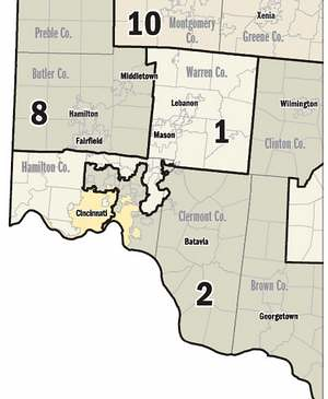 New Congressional district map