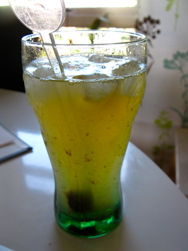 Sour Plum Honey Lime Drink http://singlishswenglish.blogspot.com/