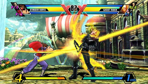 Download ULTIMATE MARVEL VS CAPCOM 3 Ps Vita