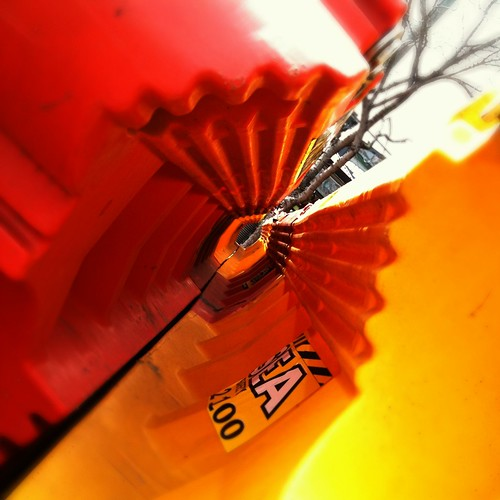 Between Orange and Yellow