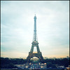 la tour eiffel (millan p. rible) Tags: paris france tlr film rolleiflex mediumformat kodak eiffeltower latoureiffel trocadero xenar schneiderkreuznach portra160nc