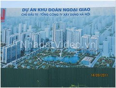 Mua bán nhà  Từ Liêm, P1620 Khu Ngoại Giao Đoàn, Phạm Văn Đồng, Chính chủ, Giá 2.3 Tỷ, Chị Nhung, ĐT 0915005528