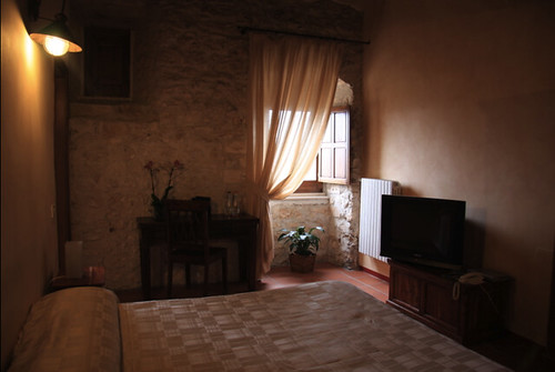 Monastero Fortezza di Santo Spirito: Foto di una camera