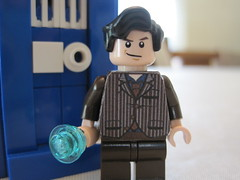 Brown Suit (Brickdon) Tags: brown david lego who suit doctor custom tennant tenth