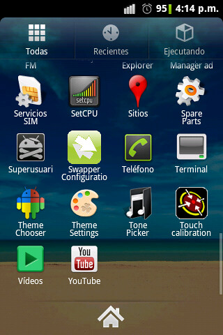 (Aporte) Calibrar Pantalla LG GT540 Android 2.3.5