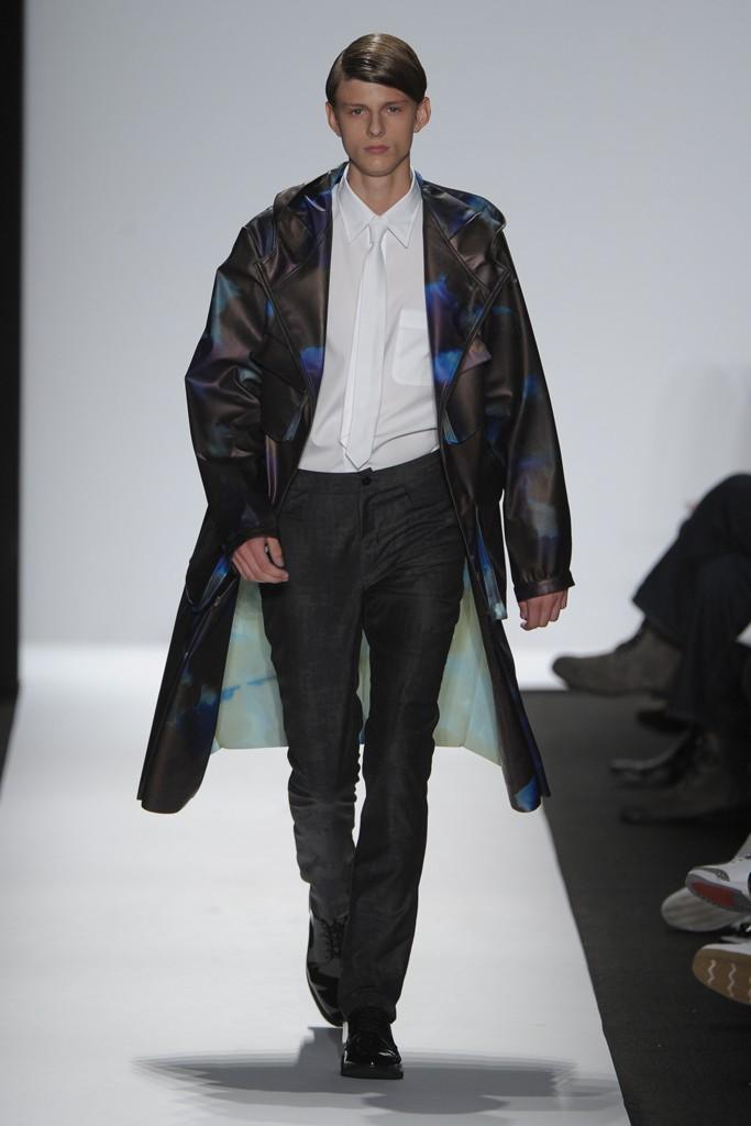 SS12 New York Academy of Art University008_Elvis Jankus(Homme Model)