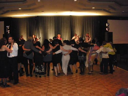 Dancing at REFORMA