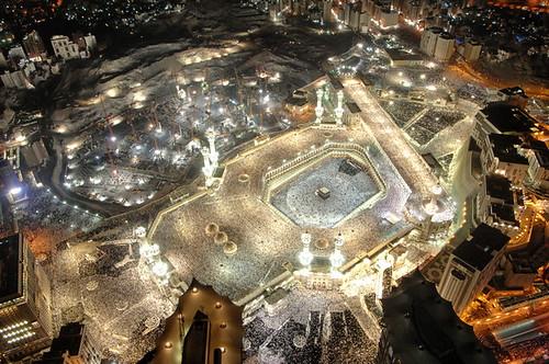 Heaven on Earth on 27th Ramadan Night 2011