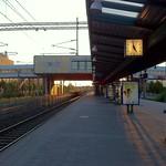July morning at the Malmi Station thumbnail