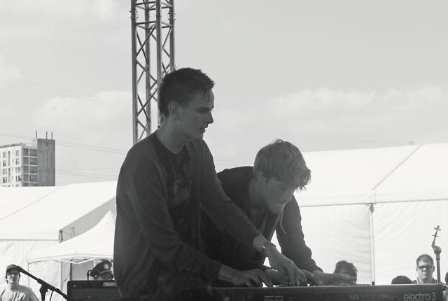 Guðfinnur Sveinsson & Kjartan Holm