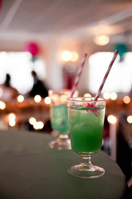 Robyn & Matt - Official wedding drink!