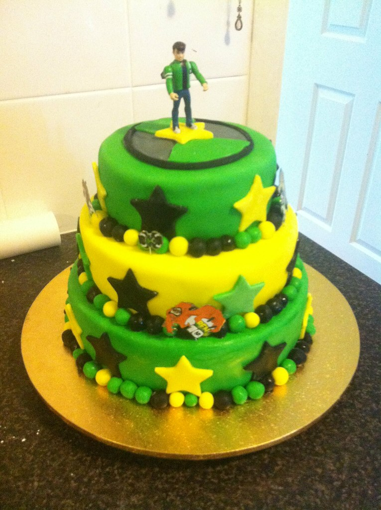 Ben  Cake Topper Philippines