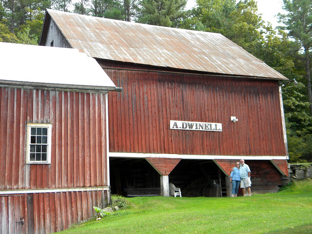 Dwinell Homestead Barn