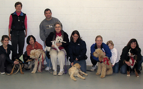 """Spring 2009 Puppy Class • <a style=""""font-size:0.8em;"""" href=""""http://www.flickr.com/photos/65918608@N08/6168108978/"""" target=""""_blank"""">View on Flickr</a>"""