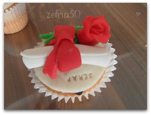 Kup kekler,cup cakes