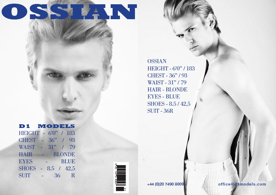 SS12 London D1 Models008_Ossian Jungergard