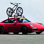 Patrick, Everyday 911 GTS and the Sh*bike<br>Image © Anthony Smith/Bike Magazine