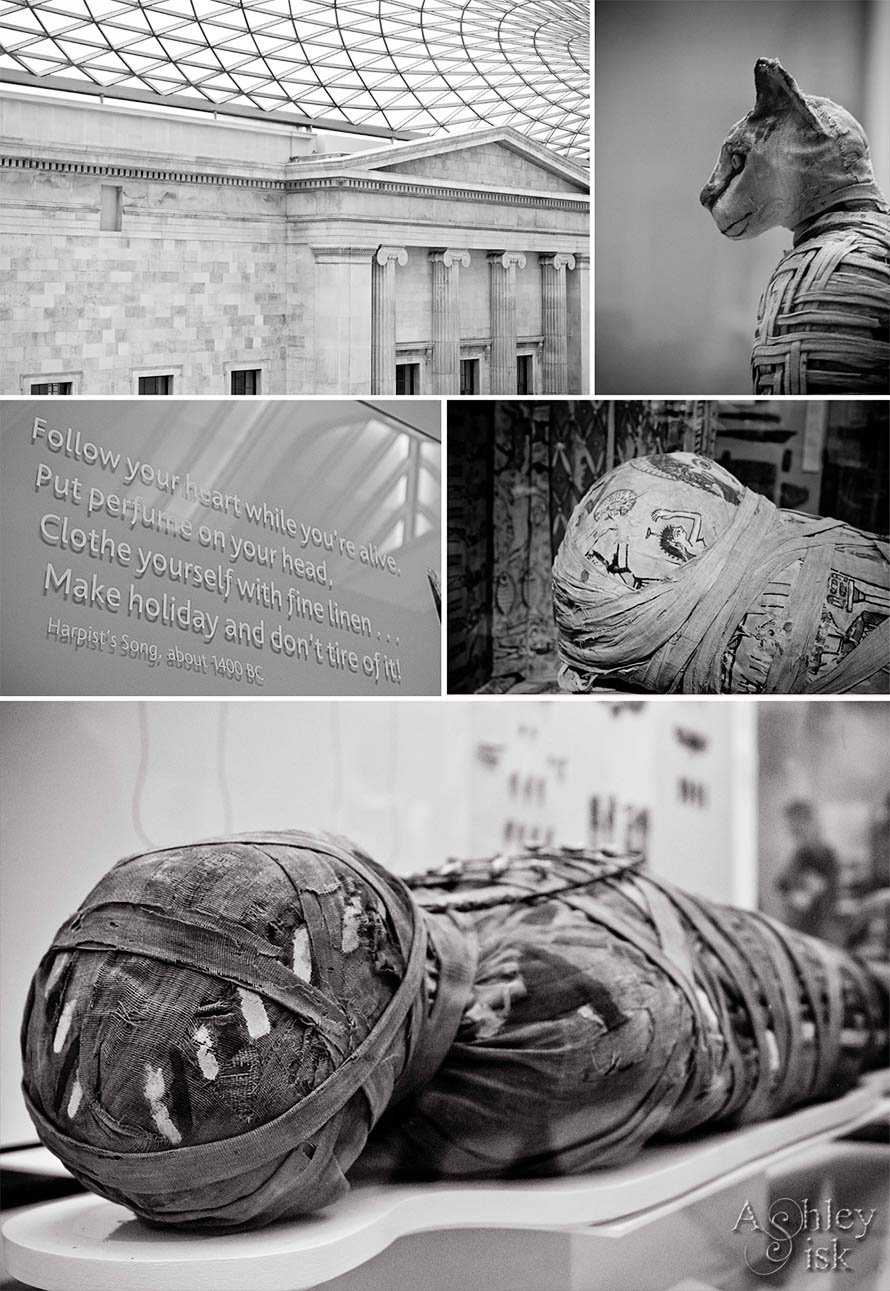 Mummy Collage