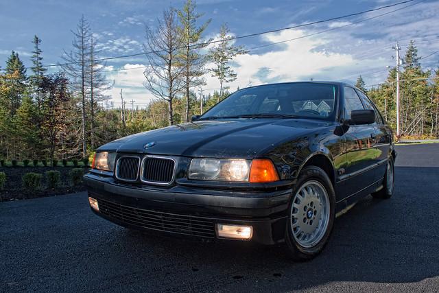 bmw 1995 e36 318i