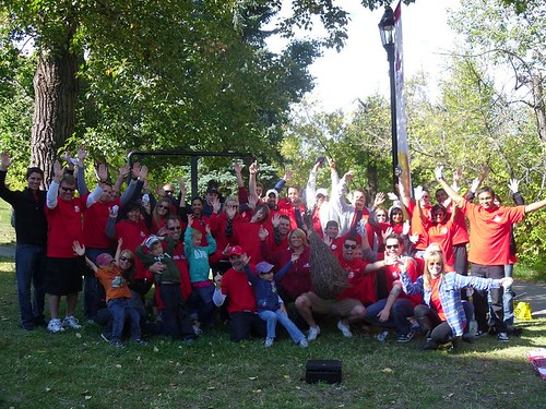 Red Lead Shoreline Clean up - Sept 17, 2011 - #2