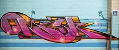 MSK (datachump) Tags: uk graffiti artillery gary msk ha heavy