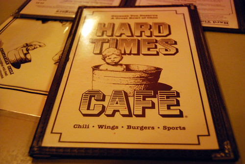 DC - Hard Times Cafe