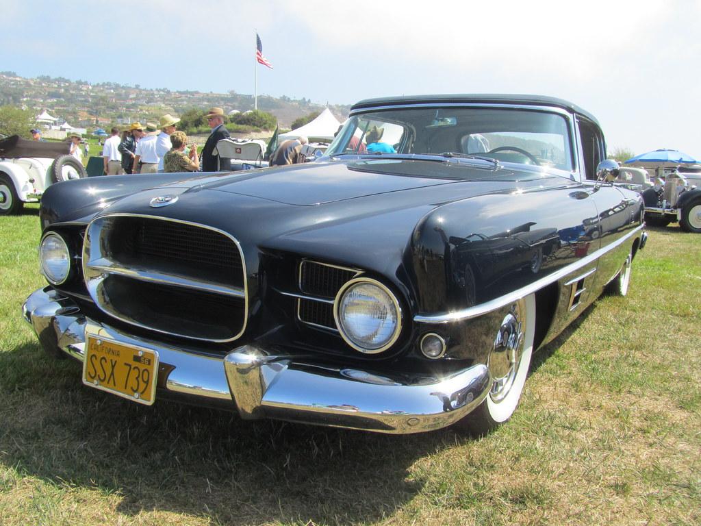 Dual Ghia Convertible - 1957