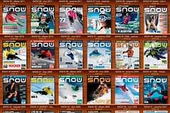 Elektronický archiv SNOW 2010/11