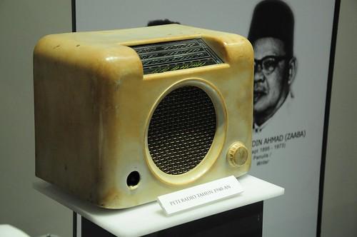 Peti Radio | Muzium