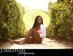 MissM (J.Halstead Photography) Tags: portrait beach senior girl umbrella photography j suit bathing halstead