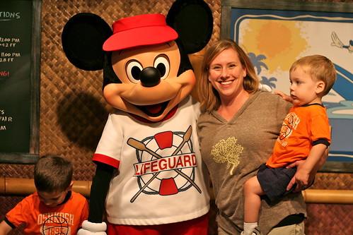 Disneyland Day 2
