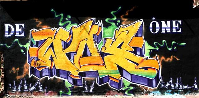 114 WAS GRAFFITI MALAGA