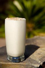 Creamy Coconut Cinnamon Smoothie Recipe (Coconut Recipes) Tags: food recipe drink coconut cinnamon recipes smoothie coconutcream coconutoil coconutcreamconcentrate