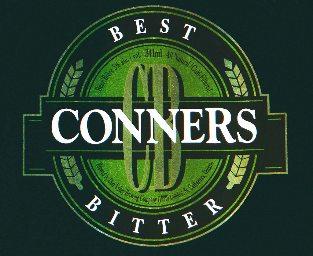 Conners Best Bitter - Don Valley Brewing Company