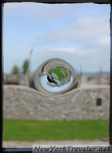 Bulls Eye Glass