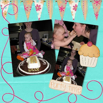 Lily's First Birthday-002