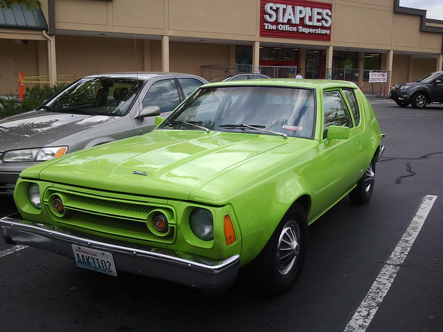 AMC Gremlin - Safeway on 140th