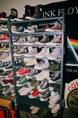 Patterns From 80s and 90s 3 (mrecob) Tags: vintage sneakers converse chucks
