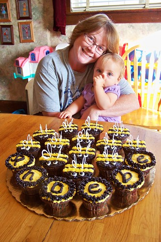 Grandma and the Birthday Bee