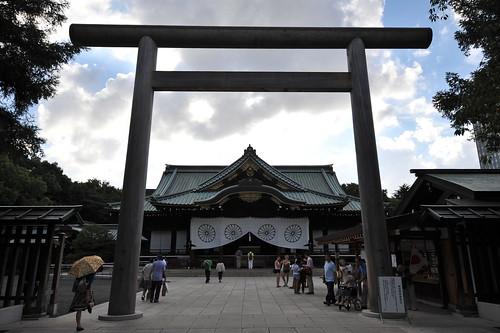 Tokyo 2011 - Kudanshita - 靖國神社 (5)
