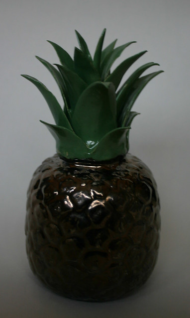 Glazed pineapple by Catherine Bell
