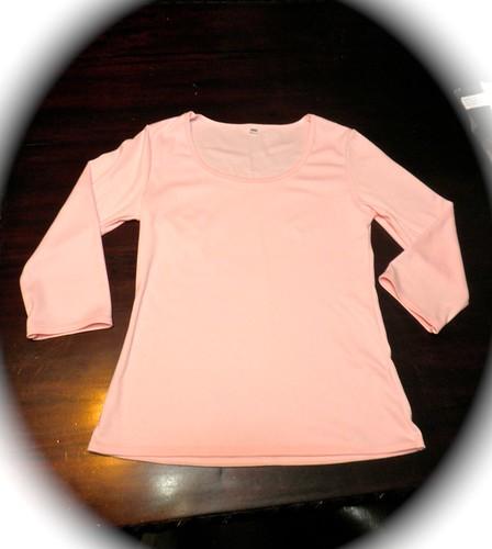 Ottobre 2/2007 #2 3/4 sleeve tshirt