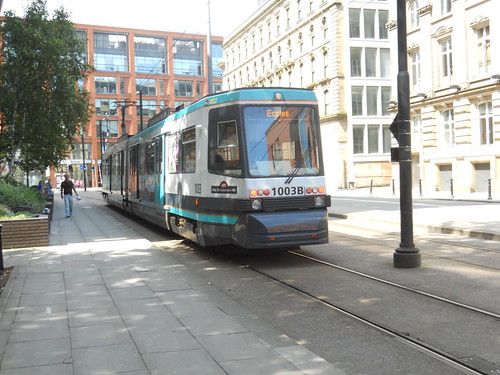 Eccles-bound tram (2/2)
