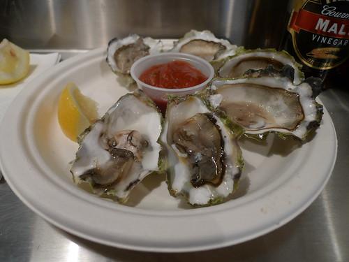 Half Dozen Quilcene Oysters