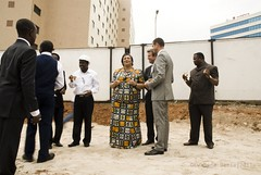 OAS Ground Breaking Ceremony 8 Spt 2011 - 081 (CM f5.6) Tags: africa realestate property ghana commercial development officespace mca accra groundbreaking classa laurus airportcity mariocucinella oneairportsquare kwabenadanso