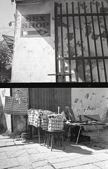 Bazar Ryckiego (Katarzyna Rostalska) Tags: analog market poland praga warsaw halfframe bazar bazarrozyckiego pragapolnoc