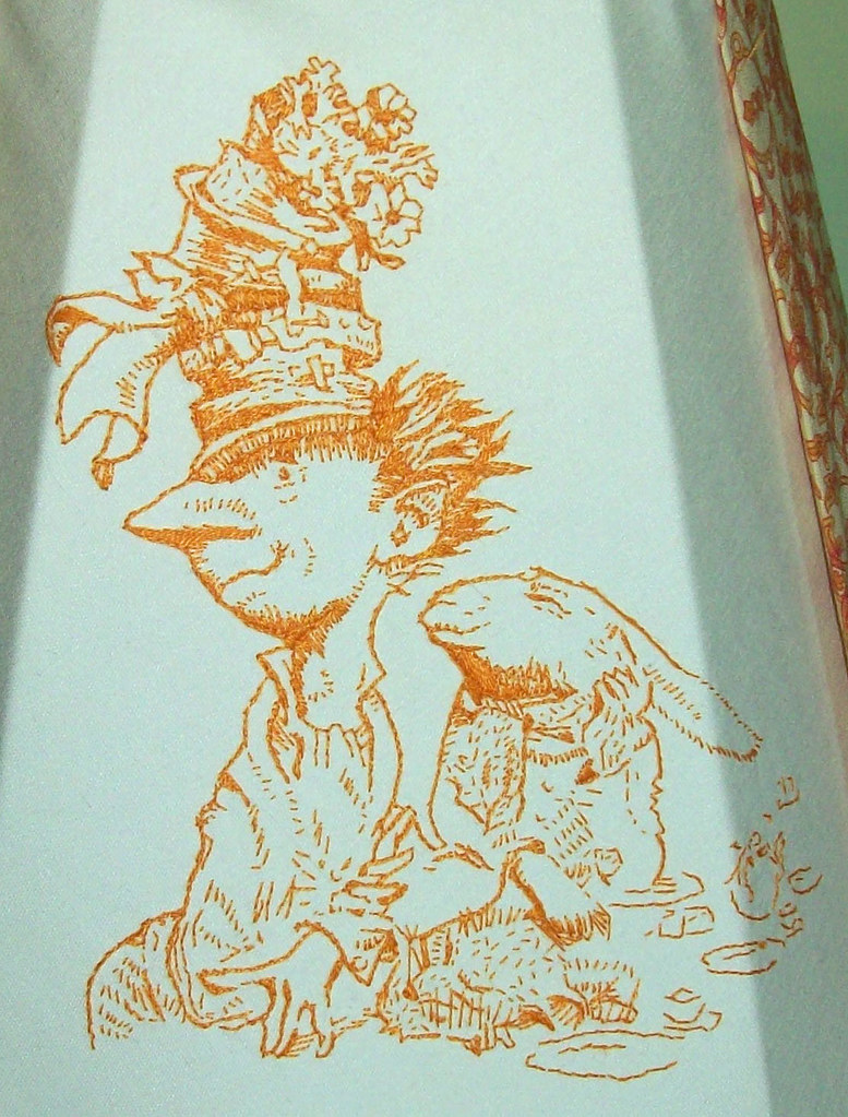 Mad Hatter Lamp