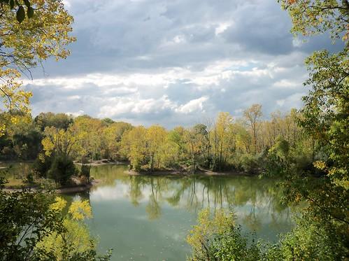 Spencer Park overlook