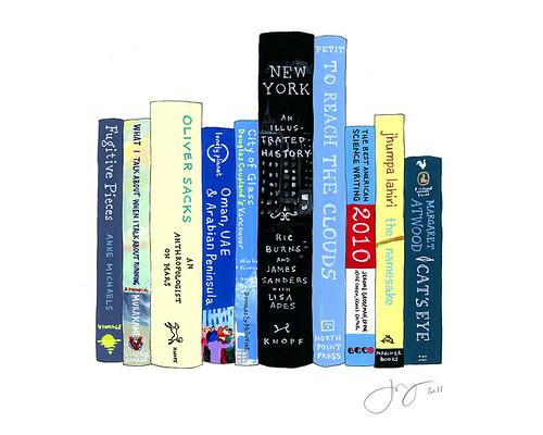Jenn Bookshelf